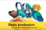 sia Abrasives: Basic production of coated abrasives